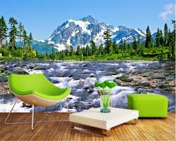 Mountain Mural Wall Art Wallpaper Compare Prices On Mountains Wall Mural Online Shopping Buy Low