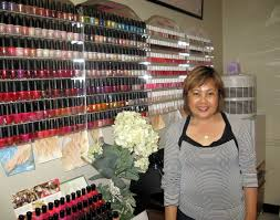 vietnam native kim dung starts nail salon in pepper pike with hard