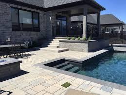 jardin paysager avec piscine impressionnant jardin paysager avec piscine 6 cour arri232repro