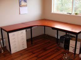 Corner Desk Table Awesome Ikea Corner Desk Design Comes With Curve Shape Corner Desk