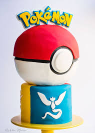 pokemon go cake video tutorial pokeball cake pokémon and cake