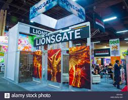 photo booth las vegas las vegas june 17 the lionsgate booth at the licensing expo in