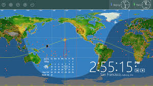 Daylight Savings Map Daylight World Map Android Apps On Google Play Within