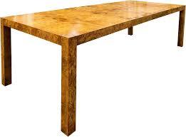 milo baughman dining table milo baughman dining table inspiration milo baughman burl wood