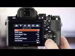 sony a6000 low light sony a6000 a6300 a7 quick tip how to auto focus your camera in