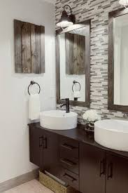 brown and white bathroom ideas photo ideas of using grey brown bathroom tiles in both these