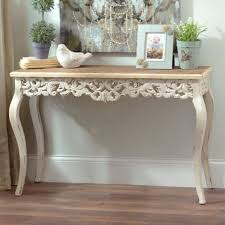 Ivory Console Table Ivory Baroque Console Table Baroque Desks And Sofas With Regard