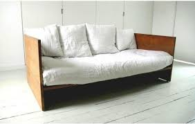 Wood Day Bed High Low The Modern Wooden Daybed Remodelista