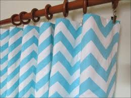 Yellow Brown Curtains Bathroom Magnificent Blue Brown Curtains Gray Zig Zag Curtains