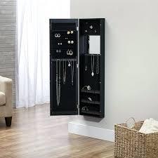 standing mirror jewelry cabinet hanging mirror jewelry armoire fibromyalgiawellness info
