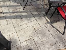 Flagstone Stamped Concrete Pictures by Stamped Concrete Royal Ashlar Slate Shimp Construction