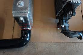 upgraded intercooler kit fiat 124 spider abarth u2013 eurocompulsion