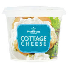 morrisons morrisons cottage cheese 500g product information