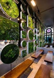moss walls the interior design trend that turns your home into a