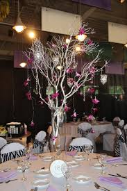 Manzanita Branches Centerpieces Submerged Orchid Centerpieces Beautiful Blooms By Jen Part 3