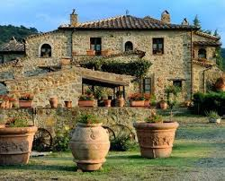 italian country homes classic italian country villa in seggiano italy country house
