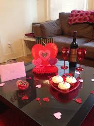Large Decorations For Valentines Day by Interior Valentine Home Decorating Ideas Throughout Glorious