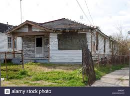 houses in the lower ninth ward of new orleans 5 years after