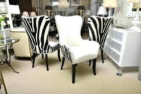 Zebra Dining Chairs Next Zebra Print Dining Chairs Cow Print Dining Chair Animal Print