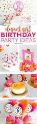 974 best festas infantis images on pinterest parties birthday pink and gold birthday party that is perfectly girly and pink this party is lovely colorful and so simple to put together