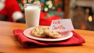 what do kids around the world leave for santa mnn mother