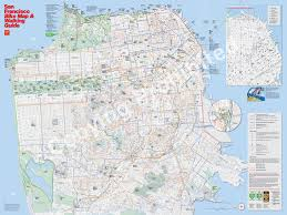 Maps San Francisco by San Francisco Bike Map