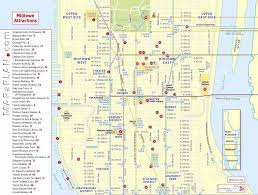 New York Map With Cities by Midtown Manhattan Sightseeing Trip Planner New York Top Tourist