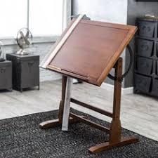 Studio Designs Drafting Tables Studio Designs Vintage Drafting Table Rustic Oak Office