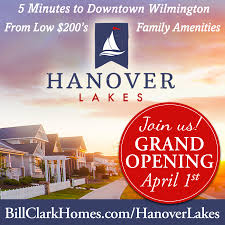 hanover lakes private lakeside community new to wilmington nc