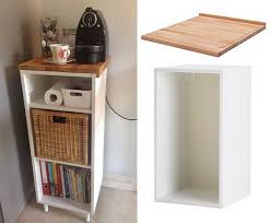 small kitchen ikea ideas 20 cool ikea hacks diy ideas and tutorials to improve your
