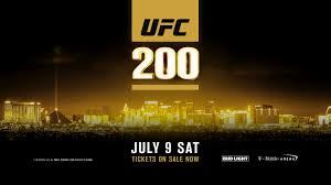 Bud Light Wallpaper Ufc 200 Tickets On Sale Now Ufc Media