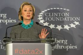 what bill and hillary clinton u0027s controversial foundation actually does