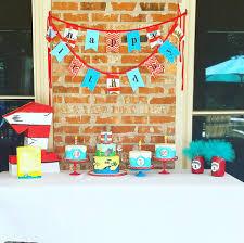 1st birthday party diy dr seuss 1st birthday party project nursery