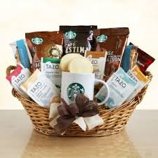 coffee baskets tea coffee gift baskets hayneedle