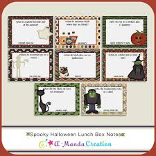 halloween lunch box jokes a manda creation 3 00 amanda creation