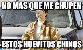 Mr Chow Memes - no mas que me chupen mr chow meme on memegen