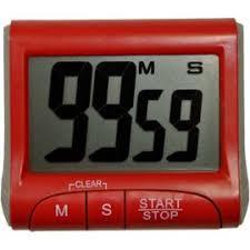 minuteur cuisine ectronique magnet cadran digital design timer electronique cuisine