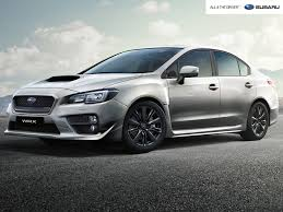 grey subaru 2015 subaru wrx launched in australia weapon of seduction