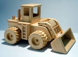 woodworking plan build wooden toy trucks