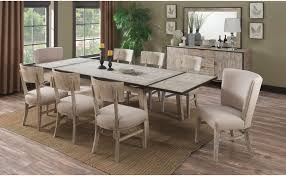 synchrony pearl extendable rectangular dining room set d112 10