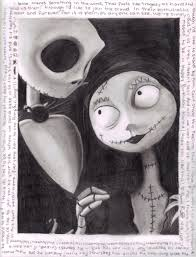 just watched nightmare before christmas the other day got hooked