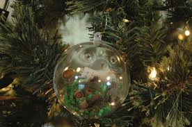 how to make a geocaching ornament 8 steps