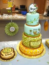 hand painted lion king baby shower cake u0026 matching decorated lion