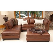 Leather Sectional With Chaise And Ottoman Elements Fine Home Cor 2pc Rafs Lafc Co Bour 1 Corsario Sectional