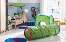 ikea chambre d enfants chambre d enfant colorée avec lit en bouleau massif garni d une