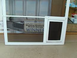 pet doors for sliding glass door sliding screen doors and swinging screen doors installation