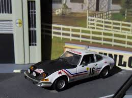 opel car 1970 opel gt rally tour de corse 1970 model racing cars hobbydb