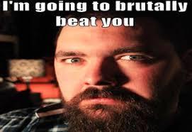 Bearded Guy Meme - creepy beard guy meme beard best of the funny meme