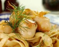 cuisiner noix de jacques surgel馥s recette de tagliatelles aux noix de jacques et sauce curry