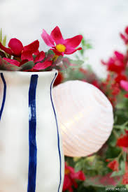 how to diy with faux flowers easy summer decor ideas michaels